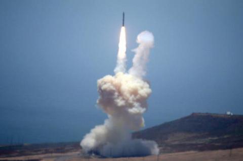 Навчання з перехоплення міжконтинентальних балістичних ракет почалися в США