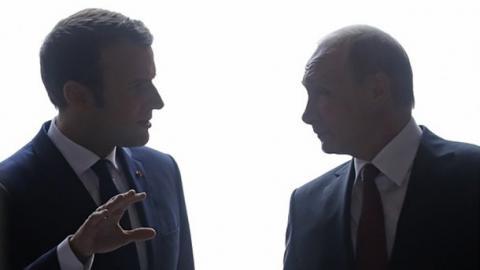 Путін отримав від Макрона ляпас, але радіти рано, – експерт