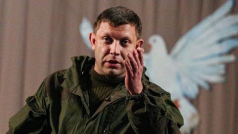 """Терорист Захарченко планує зачистку у """"ДНР"""", – """"ІС"""""""