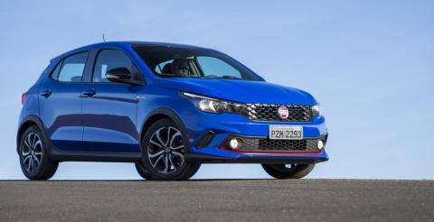 Fiat офіційно презентував новий хетчбек Argo (ФОТО)