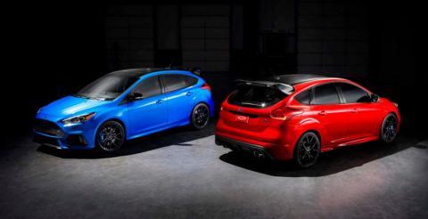 Ford презентував особливу модель RS (ВІДЕО)