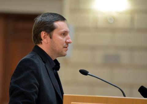 Міністр інформполітики Юрій Стець подав у відставку