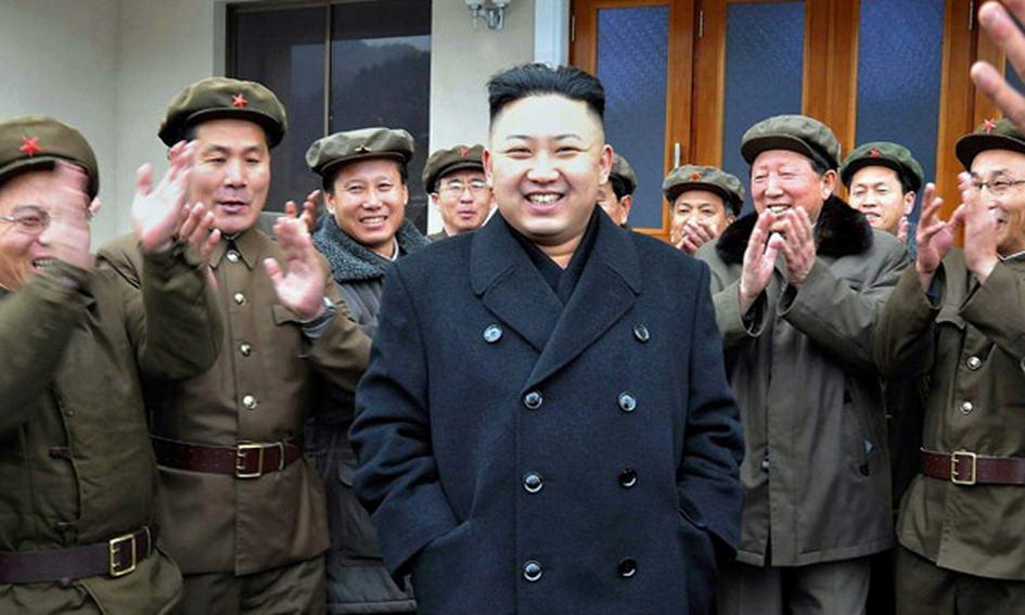 УКНДР погрожують, щоШтати неспроможні перехопити ядерний удар