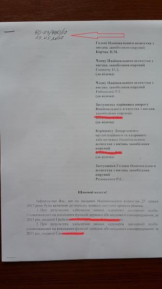 Хто крайній? Радецький прокоментував дії голови НАЗК