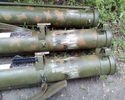 На Донбасі СБУ знайшла важливі докази причетності Росії до збройного конфлікту