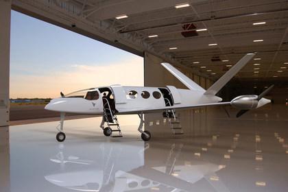 Ізраїльтяни показали в Ле-Бурже електричний літак