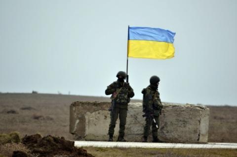 Українські військові зайняли нові висоти в Луганській області