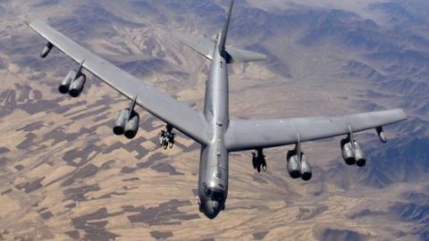 США направили до кордонів Росії ядерні бомбардувальники