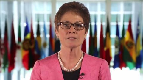 """Посол США прокоментувала можливість участі США у """"нормандському форматі"""""""