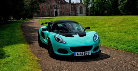 Lotus презентував оновлений родстер Elise Cup 250 (ФОТО)