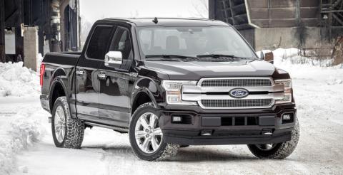 Ford розсекретив новий пікап F-150 (ФОТО)