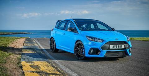 Ford підготував для Європи особливий Focus RS (ВІДЕО)