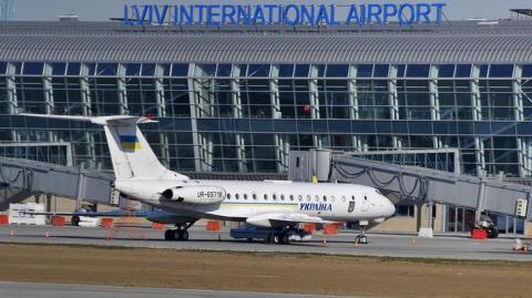 У Львові скасували рейс до Стамбула через бомбу
