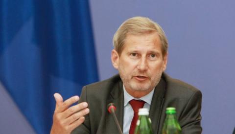 Європейський союз надасть Україні фінансову допомогу у питанні відновлення Донбасу