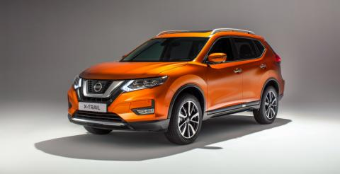 Nissan підготував для Європи оновлений кросовер X-Trail (ФОТО)