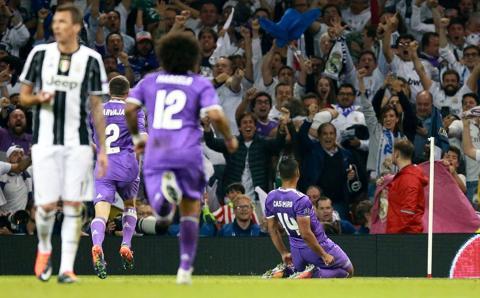 Футболіста «Реала» поголили наголо після перемоги команди в Лізі чемпіонів (ВІДЕО)