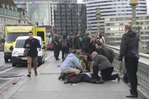 Глава МВС Великобританії: теракти в Лондоні пов'язані з ісламізмом