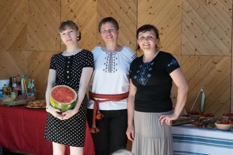 Україна розширює горизонти: відкриття української організації у Німеччині (ФОТО)