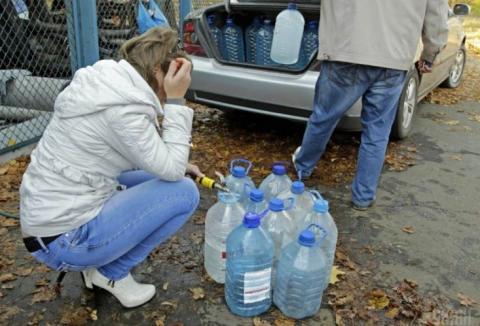 В Кабміні повідомили, коли закінчиться вода в Авдіївці