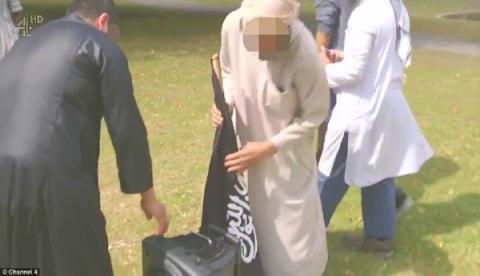 Британські правоохоронці впізнали одного із терористів, що вчинили теракт в Лондоні (ФОТО)