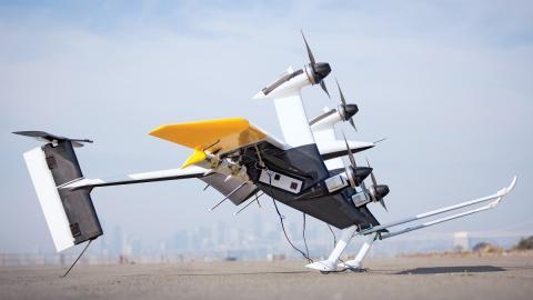 Компанія Google випробувала іноваційний повітряний генератор (ВІДЕО)
