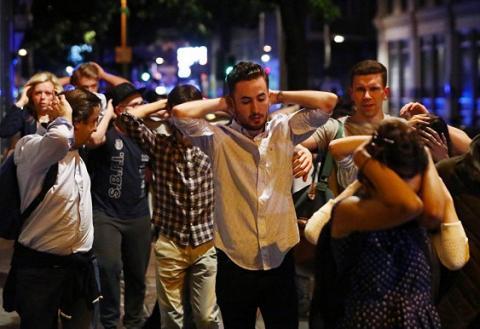 Скотланд-Ярд назвав імена двох підозрюваних у терактах в Лондоні