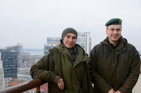 Екс-бійця батальйону Дудаєва Осмаєва вилікувано після вогнепального поранення