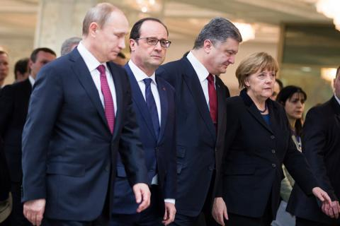 Експерт розповів, що Росія приховує війну на Донбасі за допомогою Нормандського формату
