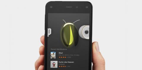 У Мережі розсекретили новий смартфон від Amazon