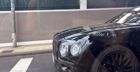 Журналісти розсекретили новий Bentley Flying Spur (ФОТО)