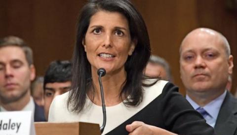 Представник США при ООН розповіла про необхідність захисту прав людини в Україні