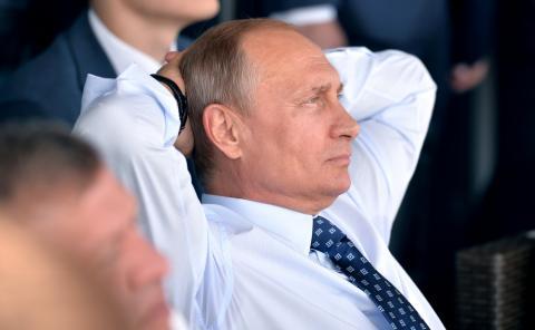 Експерт розповів, що політичний лідер РФ не збирається змінювати свою країну