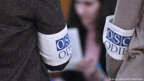 На Донбасі зменшилася кількість пострілів, - ОБСЄ
