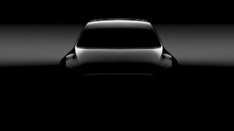 Ілон Маск показав зображення нової моделі Tesla