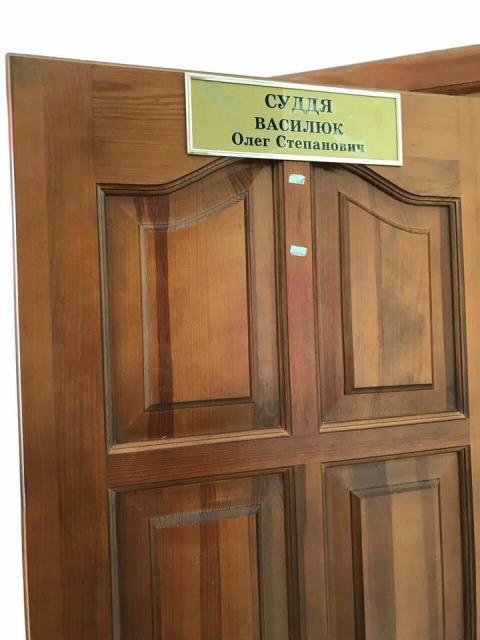 Волинські правоохоронці на хабарі затримали суддю (ФОТО)