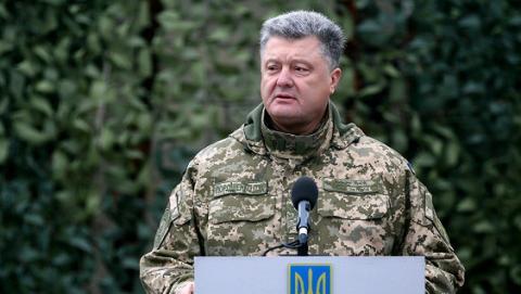 Порошенко пообіцяв повернути шахти Донбасу Україні