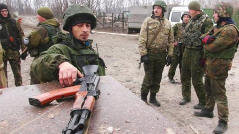 Бойовики бояться атаки сил АТО в районі Смілого, – ІС
