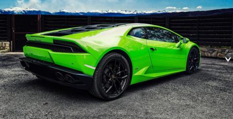 Ательє Vilner оновило потужний суперкар Lamborghini Huracan (ФОТО)
