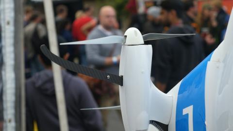 У США випробували диспетчерську систему для дронів