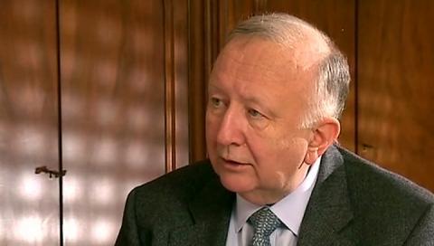 Екс-депутат Німеччини може забути на 5 років про Україну