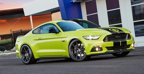 Ford виставив на продаж унікальний Mustang GT (ФОТО)
