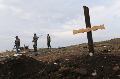 Силам АТО вдалося ліквідувати за одну добу 10 терористів (ФОТО)