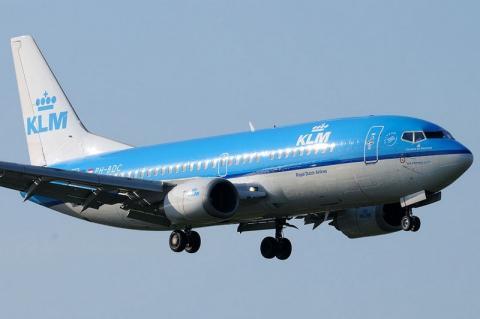 З нагоди «безвізу» авіакомпанія KLM почала розпродаж квитків на рейси до Європи