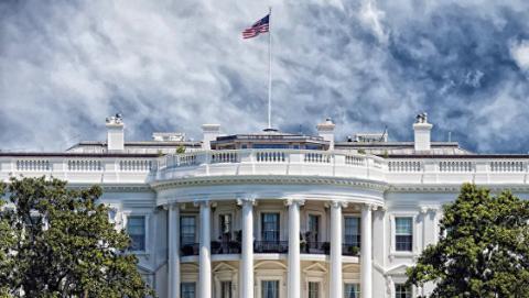 Представник Білого дому опублікувала в Twitter загадкове повідомлення