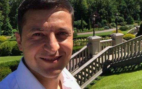 Резиденція Януковича не пустує дарма: Зеленський радує Межигір'я своєю присутністю (ФОТО)
