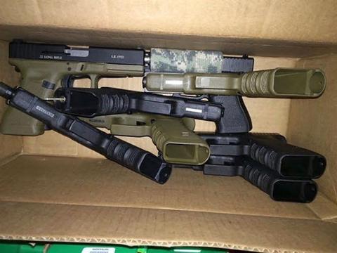 В Україні ввели покарання за контрабанду зброї
