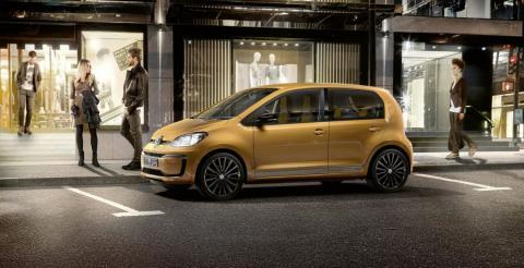 VW випустив особливий сітікар up! (ФОТО)