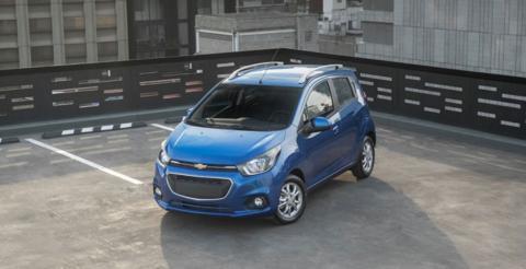 Chevrolet офіційно презентував новий хетчбек Beat (ФОТО)