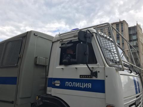 Протести у Росії: силовики затримали майже 300 осіб (ФОТО)