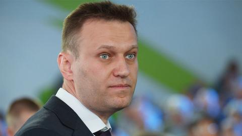 Російського опозиціонера Навального арештували